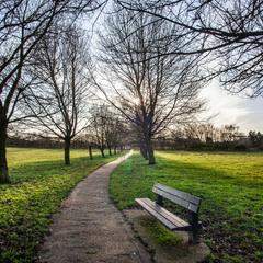 Woughton park, UK