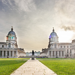Old Royal College, Greenwich, London