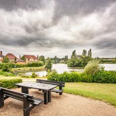 Furzton Lake, England