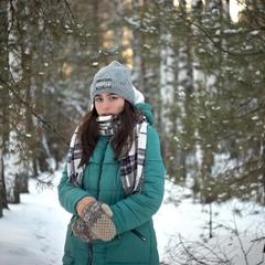 Зимній портрет
