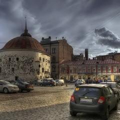 Vyborg, landscape