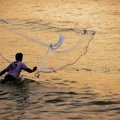 Рыбалка по-тайски