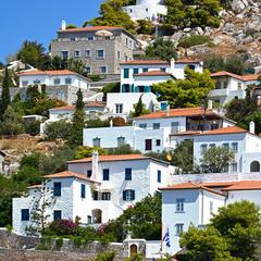 Греческие мотивы. Острова.