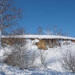 Зимові етюди до Різдва. Етюд 3. Сніг