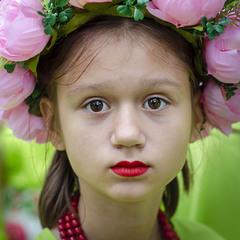 Україночка.