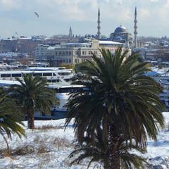 Знойный Стамбул