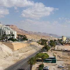Мертвое море. Панорама 2