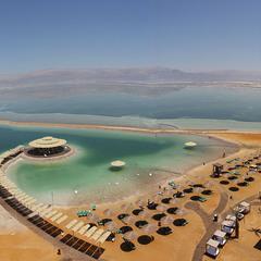 Мертвое море.Панорама