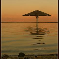 Мертвое море.Горящие берега.