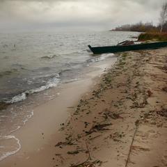 Длинный берег безмолвия