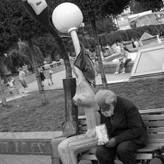 Памятник [забытой] любви...