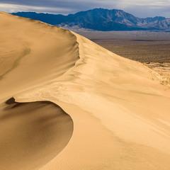 Пустыня Мохаве (Калифорния/Невада)