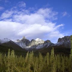 Хребет Брука, Аляска