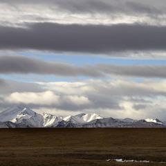 Аляскинская полосатость небес