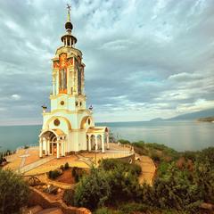 Церковь-маяк.