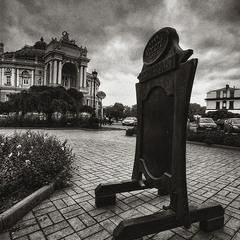Прогулки по Одессе