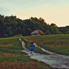 По дороге детсва