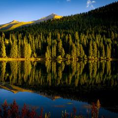 # Черное озеро #