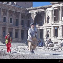 # Афганистан - 2010: жизнь во Дворце #