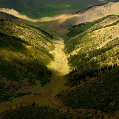 # Тургенское плато #
