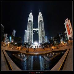 # Куала-Лумпур:  ночные таинства...#...из серии..