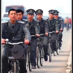 # Велосипедисты #