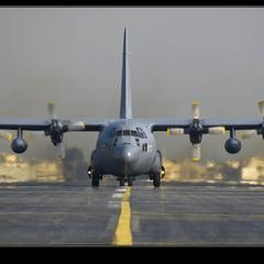 # Lockheed C-130 Hercules #