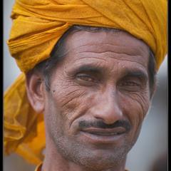 # Портрет пакистанца #