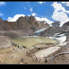 # Ледниковые страсти # из серии..
