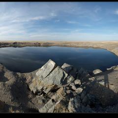 # Атомное озеро #