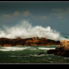# Рыбак из Тель-Авива #