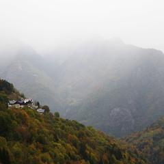Дома в Альпах