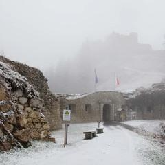 Замок Эренберг, Австрия.