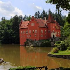 Cervena Lhota(Чехия)