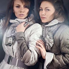 Модели: Ксения Лянгузов, Алиса Мандровская