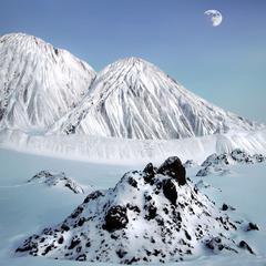 Гора с Луною говорит...
