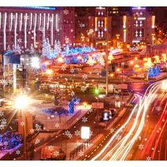 С Новым Годом! 2011 :)