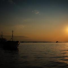 Черноморские закаты