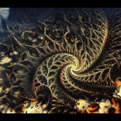 Стивен Кинг. Тёмная башня. Аллея железных деревьев...)