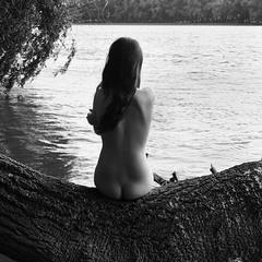 Одиноко ...