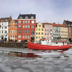 Архитектура и каналы Копенгагена (3)