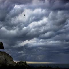 ...А, он, мятежный просит бури!