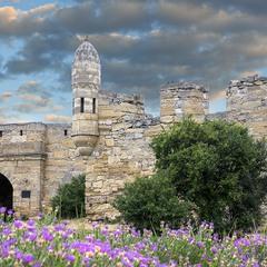 Турецкая крепость Ени-Кале.