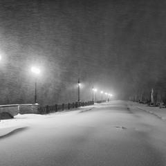 Зимняя мелодия марта
