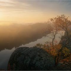 Ранок на Громових скелях...
