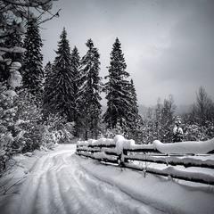 Зима як в дитинстві