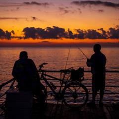 Ранкова рибалка