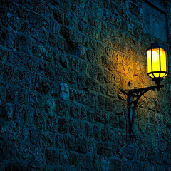 Жёлтый фонарь