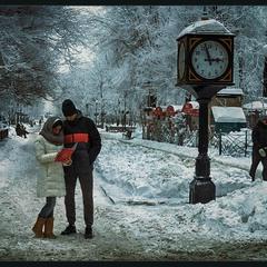 На бульваре Пушкина