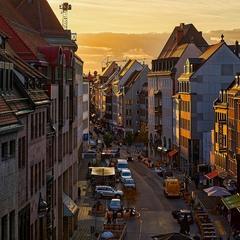 Nürnberg. Oktober 2021.
